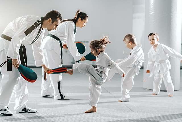 Carpentersville martial arts class for afterschool