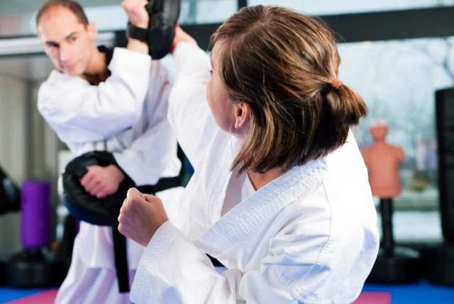 Carpentersville adult training in martial arts classes