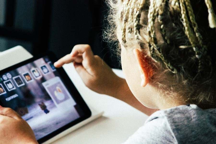 kids e-Learning training in Carpentersville